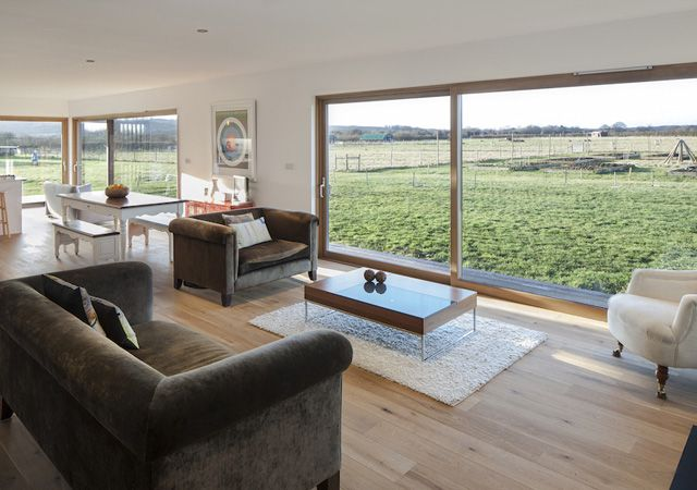 IPT ARCHITECTS / PROJECTS / Howe Farm, New House – with Ecospace