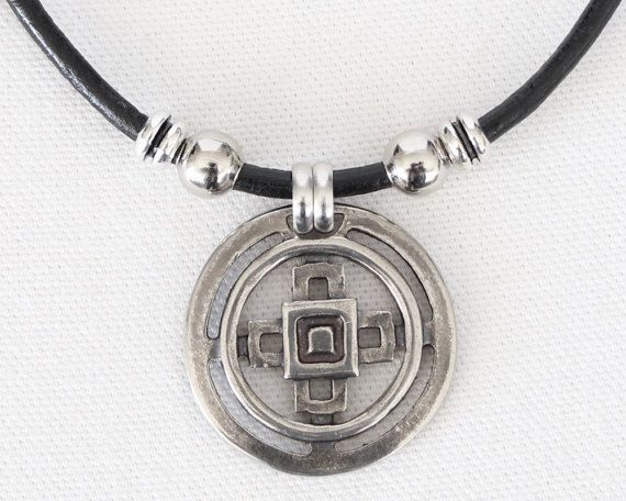 Men's Women's Pendant Necklace  African Pendant by africaohafrica
