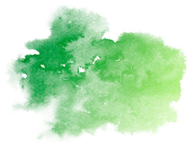 Farbe Grun Hero Watercolor Background Green Watercolor