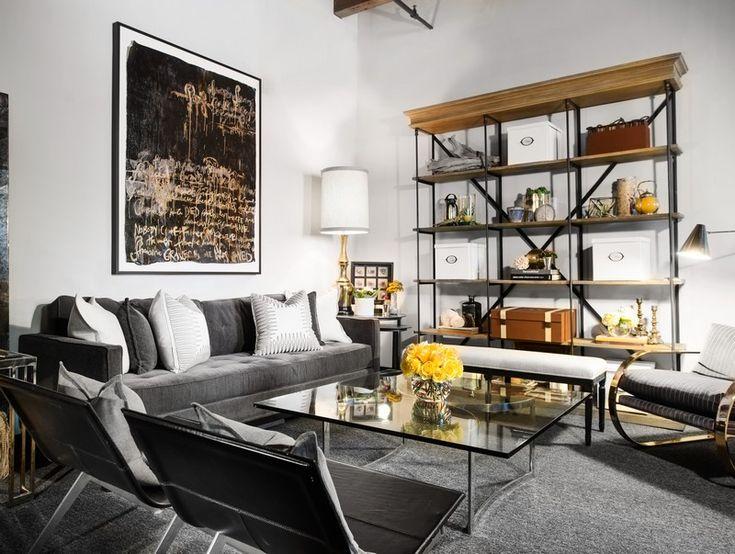 Kleines Wohnzimmer modern einrichten \u2013 Tipps und Beispiele - wohnzimmer neu gestalten