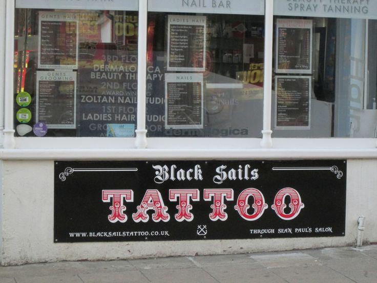 Black Sails Tattoo