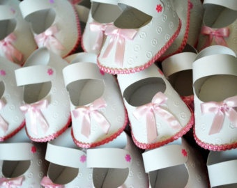 Cute Baby favor boxes