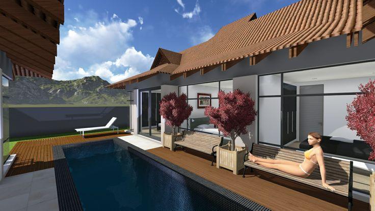 #Bali open plan design - www.earp.co.za