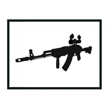 AK-47 Tática
