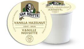 Vanilla Hazelnut Decaf Coffee by Van Houtte® - Keurig.com
