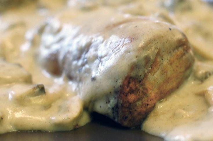 Een+heel+mals+vleesrecept+met+romige+saus+voor+alle+seizoenen.