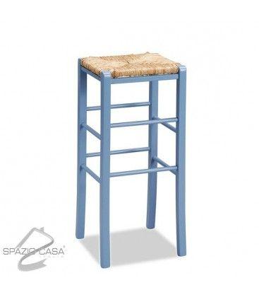 #casa #contract #sgabello seduta paglia, resistente. Disponibile in varie finiture!