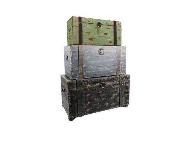 ORSA Kista 3-pack - Soffbord - Bord - Inomhus