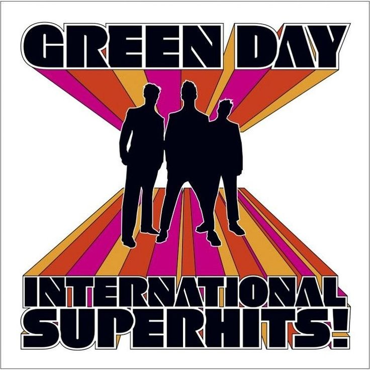 Green Day International Superhits! on LP Green Day has defined modern rock with its combination of raw power, musical restlessness and frantic energy. Now the band that sparked the neo-punk revival ha
