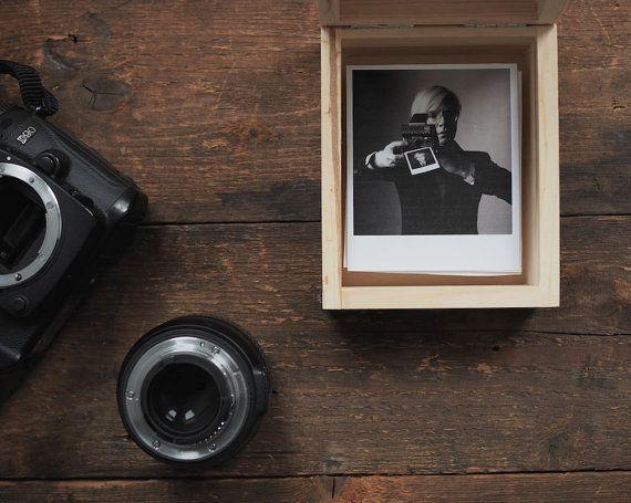 photo box for POLAROID photos for Polariod prints by forCRAFT