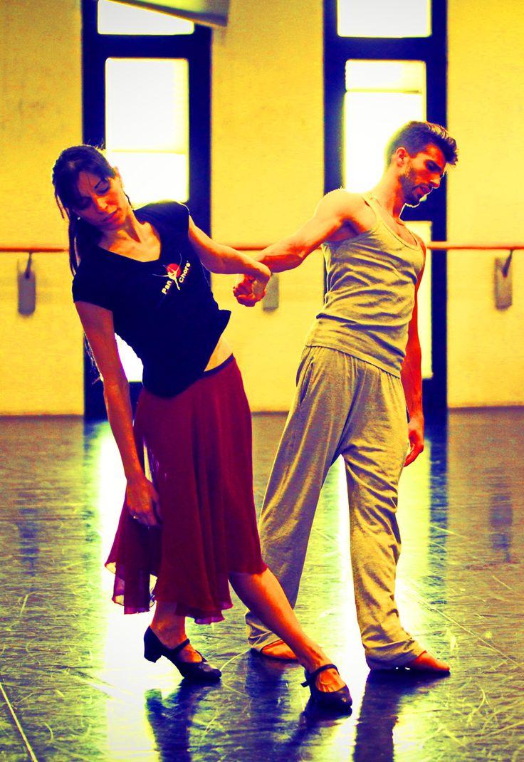 Beatrice Carbone & Antonino Sutera  rehearsing L'altra metà del cielo - 2012/2013 Season http://www.youtube.com/watch?v=tWYQK_ccCww