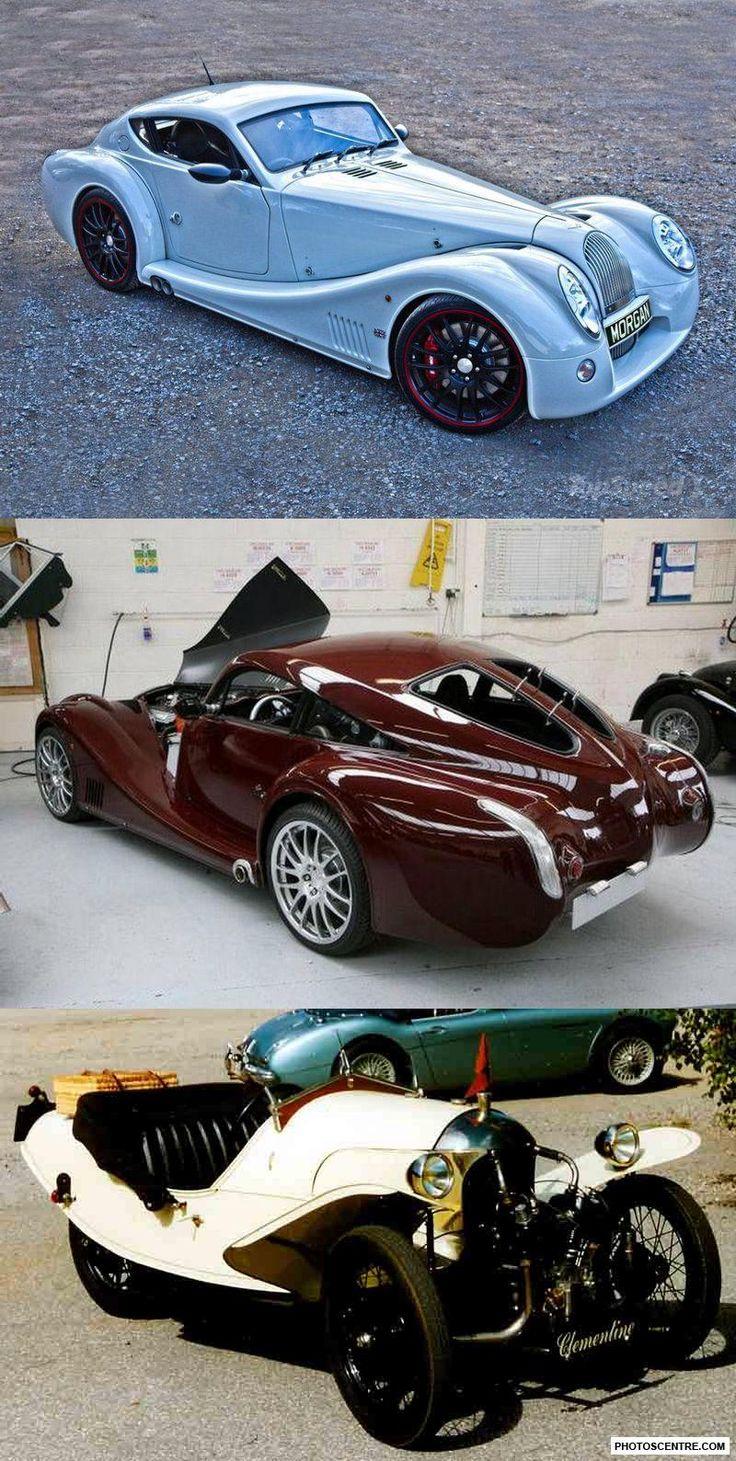 Morgan cars 8 photo