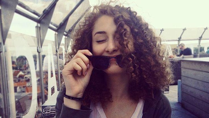 No-heat krullen/afro met rietjes! (heatless straw curls) ☺ || Americole.nl