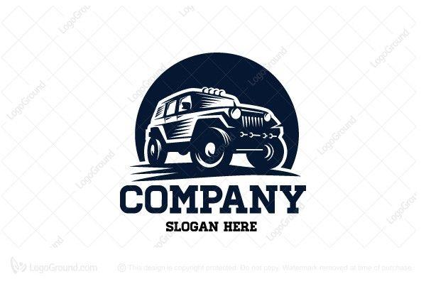Logo for sale: Suv Logo