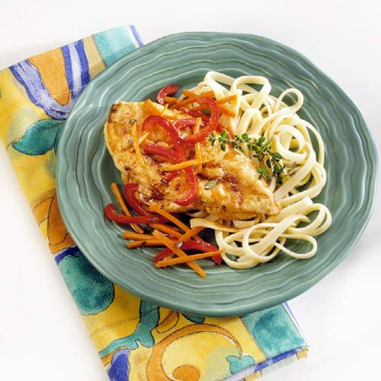 ... thyme-infused dishes: Thyme Chicken Marsala Roasted Thyme Tomatoes
