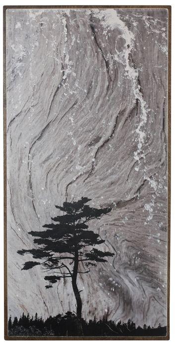 Driftwood Waterfall