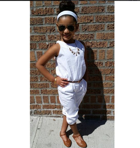 Revista Manequim - Inspiração: conheça Haileigh, a pequena diva fashion do Instagram