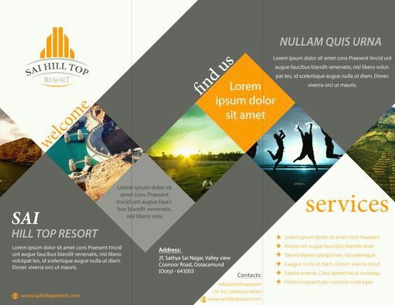 spesso 94 best brochure design template images on Pinterest | Brochure  RY65