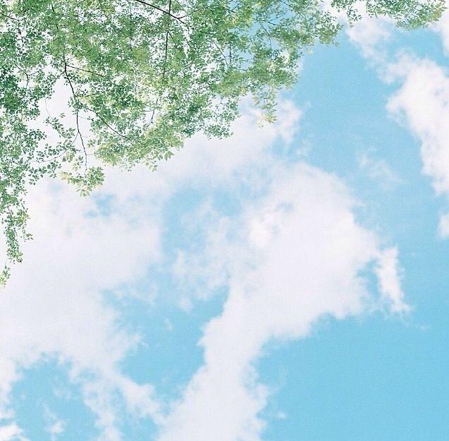 Blue Aesthetic, Sky, Clouds