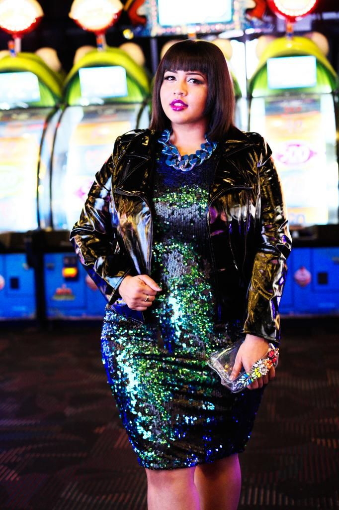Image result for sequin for fat lady
