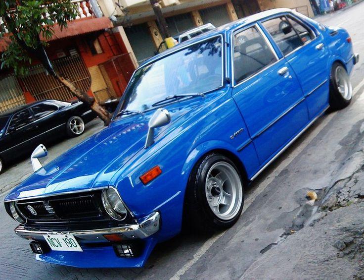 1977 Toyota Corolla KE30