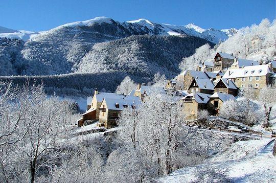 La vallée d'Aure, Saint-Lary Soulan et le Parc National des ...