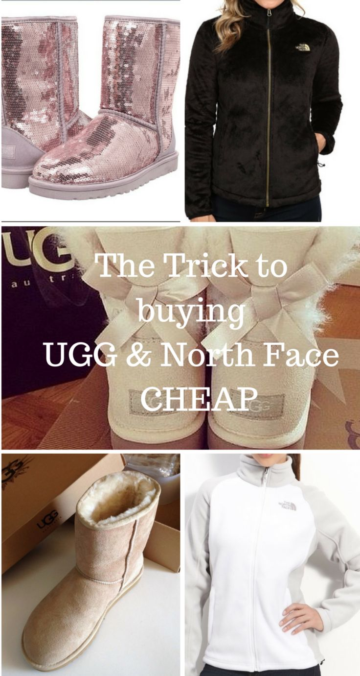 The North Face & UGG sale happening now! Shop jackets and boots at up to 70% off retail prices now. Click image to install the free Poshmark app!