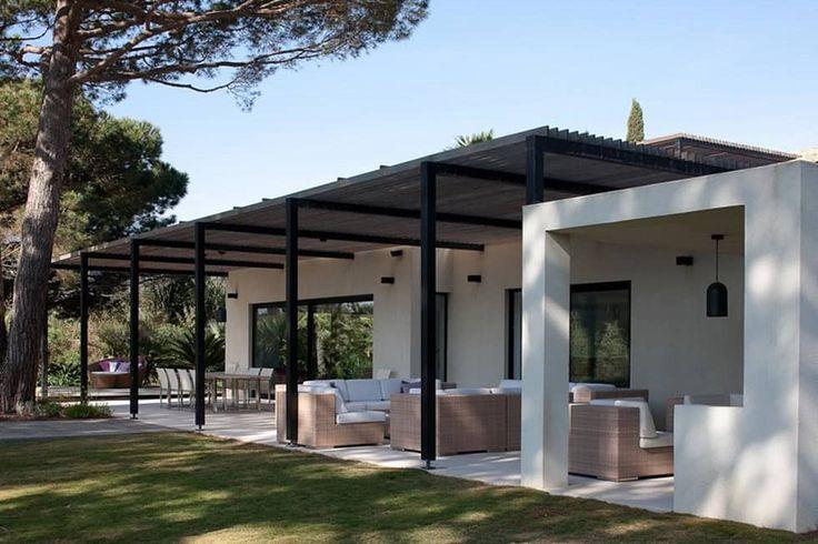 Maison WP: Terrasse de style  par Vincent Coste Architecte