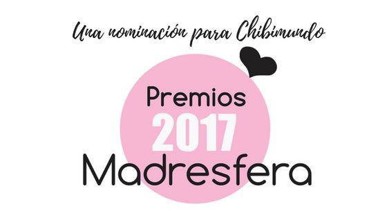 Chibimundo - Premios Madresfera nominada nominacion