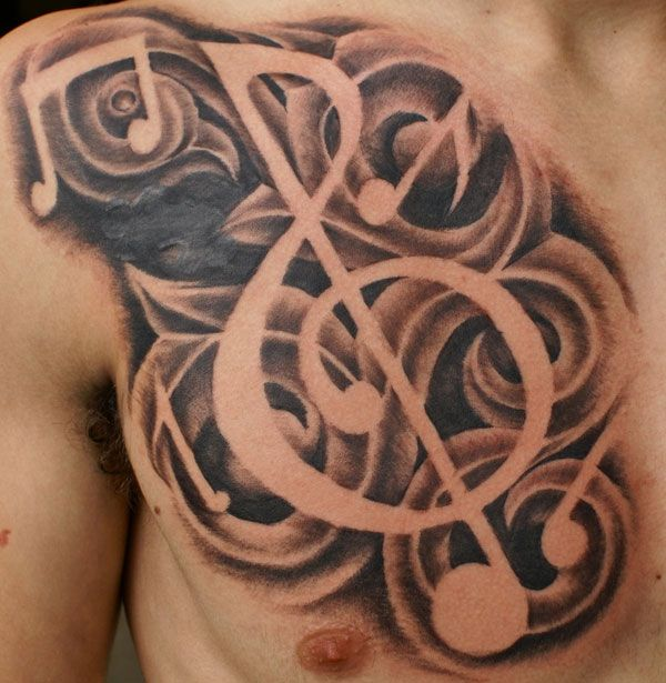 One of the most amazing men's tatoos I have found.