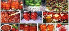 15 Супер рецептов из помидоров!1. Помидоры по корейски, быстро, вкусно 2. Маринованные помидоры сладко-острые 3. Зеленые соленые помидоры