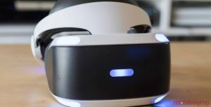 PlayStation VR bundle with PlayStation Camera and RIGS on sale at Best Buy