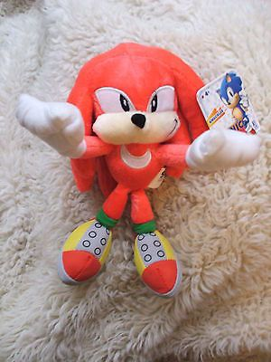 Sonic 158768: Sonic Knuckles Plush The Echidna 20Th Anniversary Hedgehog Toy Figure Jazwares -> BUY IT NOW ONLY: $69.79 on eBay!
