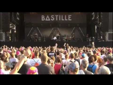 bastille no angels live