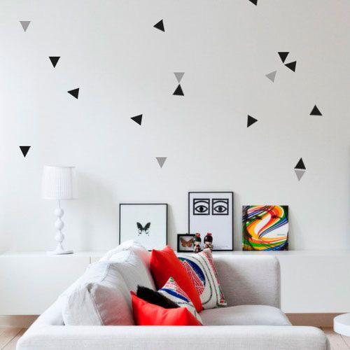 Mejores 200 im genes de vinilos decorativos en pinterest for Disena tu propia habitacion