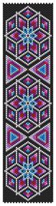 手机壳定制boys toddler air max  running shoes Kaleidoscope Bracelet Pattern by Charley Hughes AKA BeadyBoop at Bead Patterns com