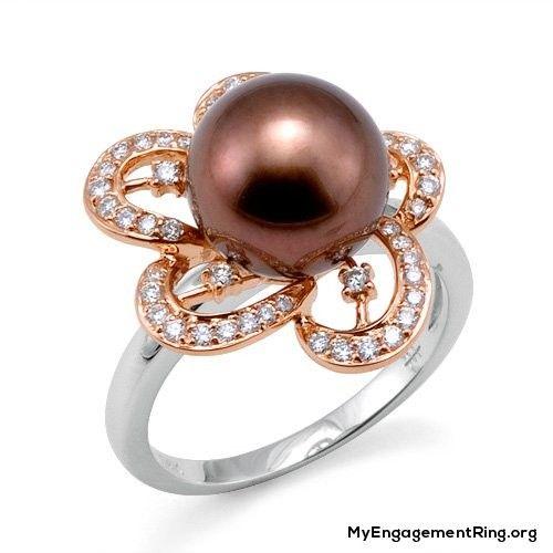 Zales Wedding Ring Chocolate