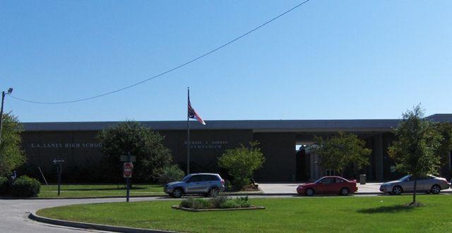 Laney High School 2700 N College Rd Wilmington, NC 28405 Principal Al O'Briant