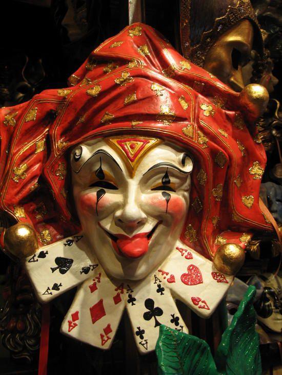 Harlequin:  #Joker.