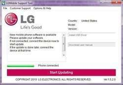 The LG Support Tool for the computer is one in all the items you are going to possess put in if you would like to perform a code update on your cellular phone.