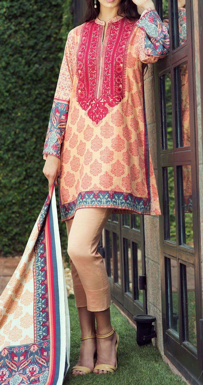 Buy Beige/Pink Embroidered Khaddar Salwar Kameez by Bonanza 2015 Call: (702) 751-3523 Email: Info@PakRobe.com www.pakrobe.com https://www.pakrobe.com/Women/Clothing/Buy-Winter-Salwar-Kameez-Online #Winter_Salwar_kameez