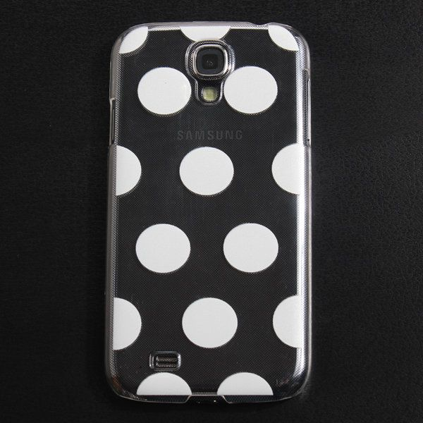 Plastic Dots Design Protective Back Case For Samsung Galaxy S4 I9500…