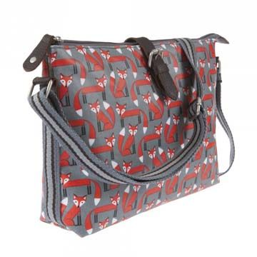 Nicky James Foxes Crossbody Day Bag