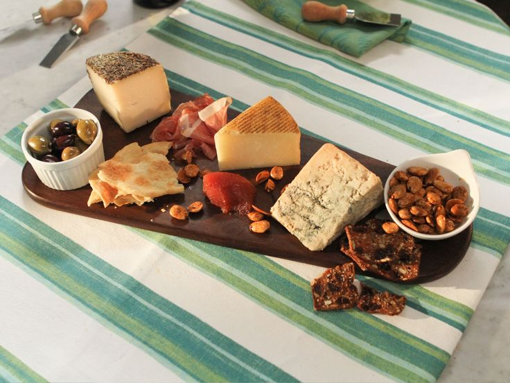 Spanish Cheese Board recipe from Patricia Heaton Parties via Food Network
