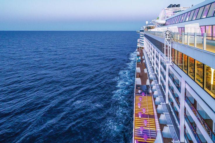 Genießen Sie die traumhafte Aussicht auf das Meer