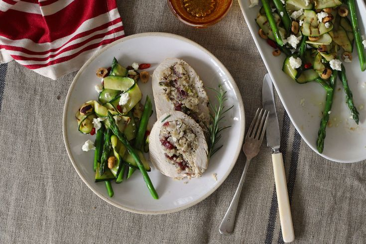 Christmas Roast Turkey Roll with Gluten Free Stuffing. – The Holistic Ingredient