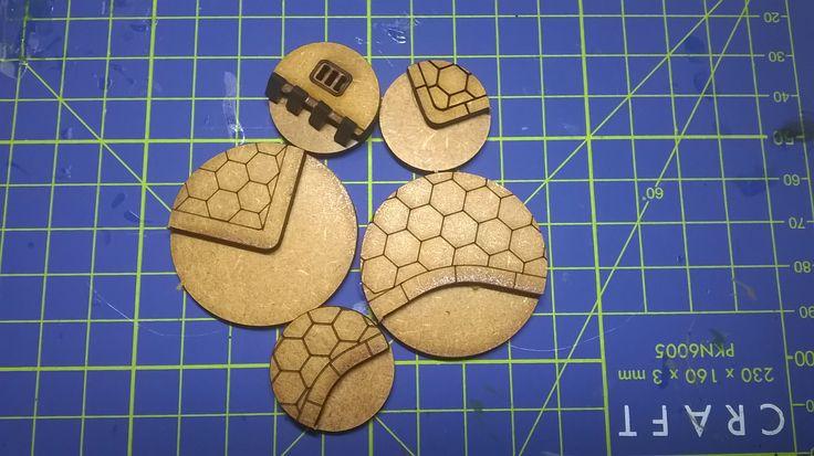 #infinitythegame #lasercut #terracutter