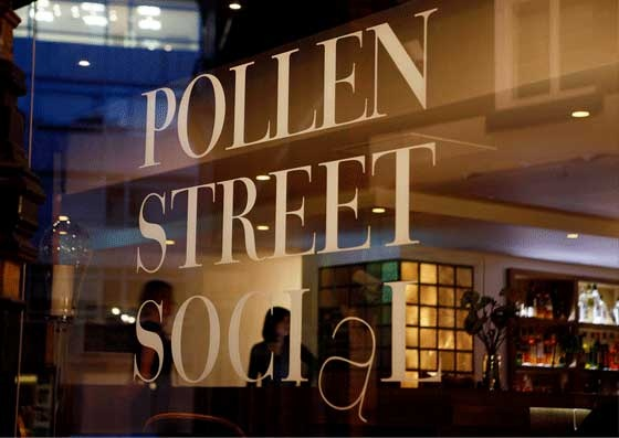 Our all time favourite eatery http://www.pollenstreetsocial.com/