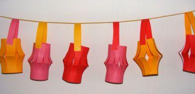 Chinese Lantern Festival craft (China)