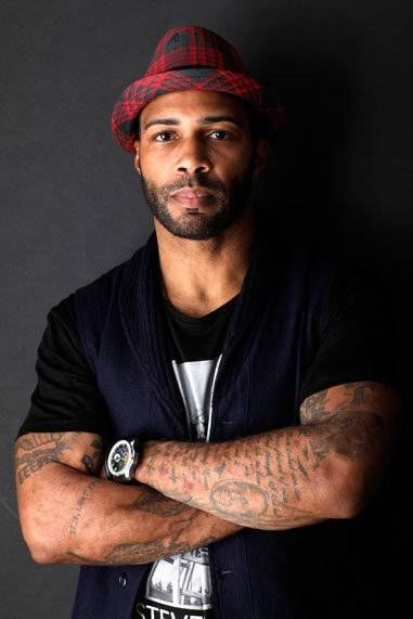 Omari Hardwick Sexiest Man Of 2014 Gallery